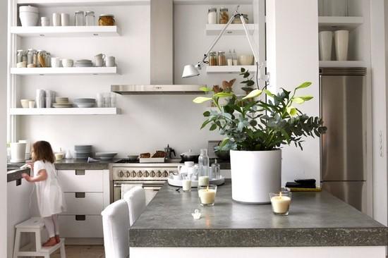Как обновить интерьер кухни фото