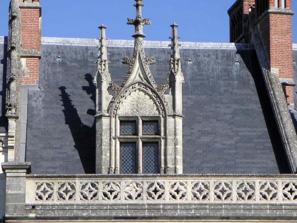 Люкарна в крыше