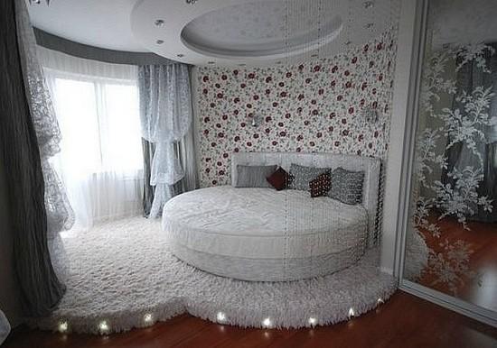 интерьер спальни молодоженов
