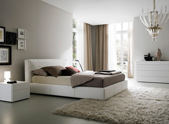 дизайн спальни молодоженов