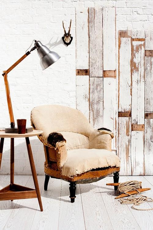 Мебель и отделка в стиле гранж