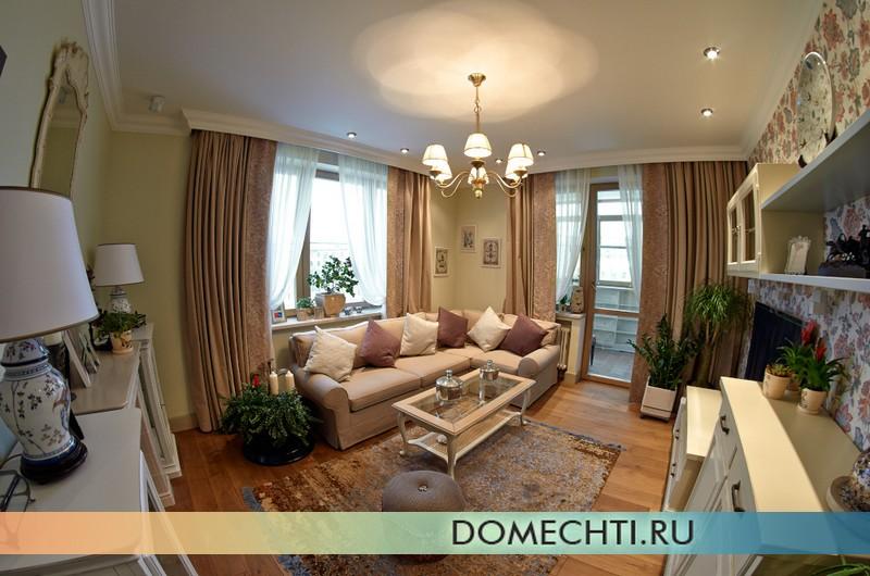 Стиль прованс в интерьере квартиры