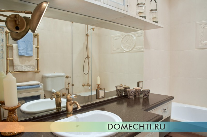 дизайн проекты квартир прованс