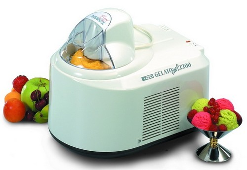 Автоматическая мороженица Nemox Gelato Chef 2200 с компрессором