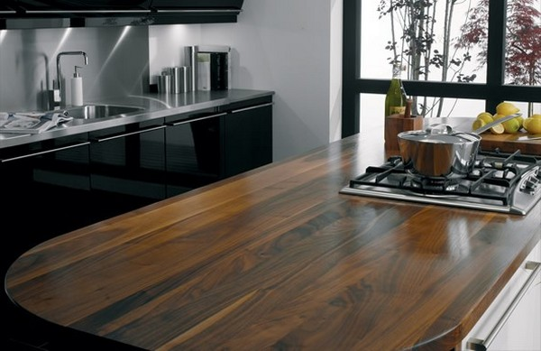 Столешницы для кухни из ламината