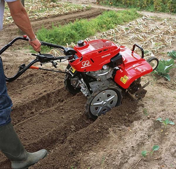 Садово-огородная техника - мотокультиватор