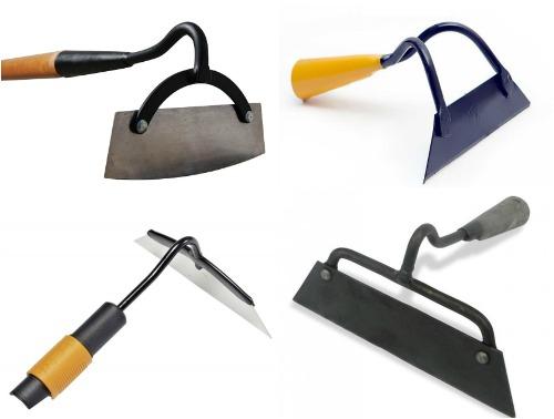Инструменты для дачи и огорода - тяпки