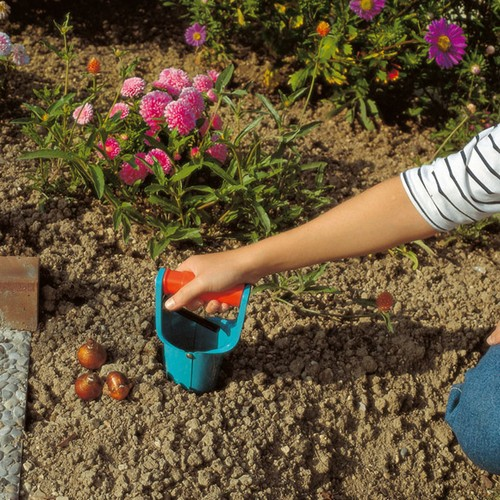 Ручная сажалка садовая фото