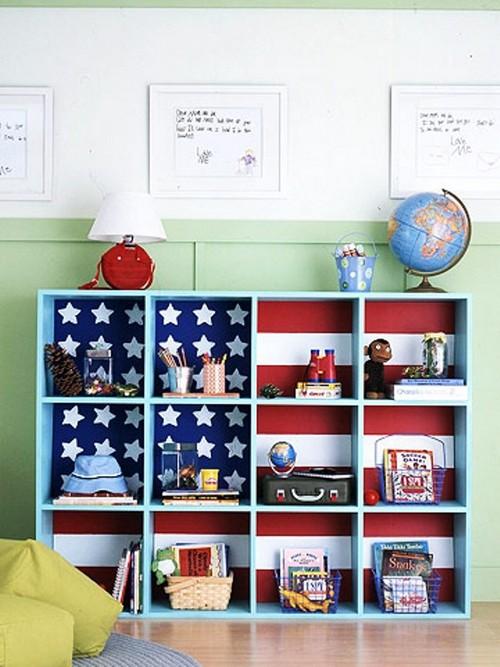 Мебель с флагом фото