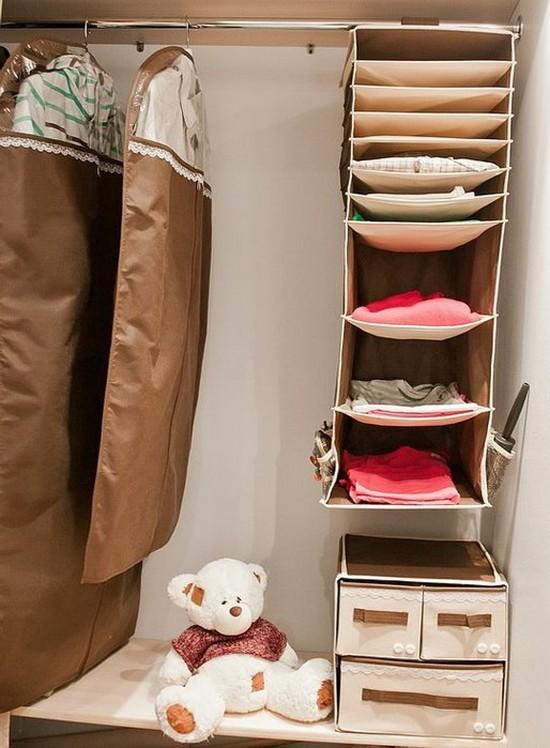 порядок в шкафу идеи
