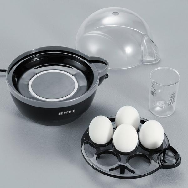 Принцип работы яйцеварки