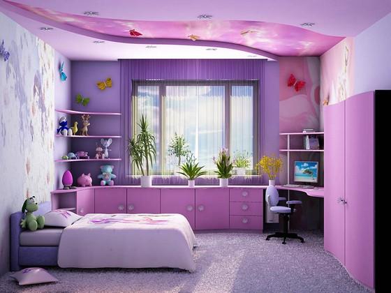 Как обустроить детскую комнату по фен-шуй