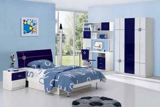 Расположение кровати в детской комнате по фен-шуй