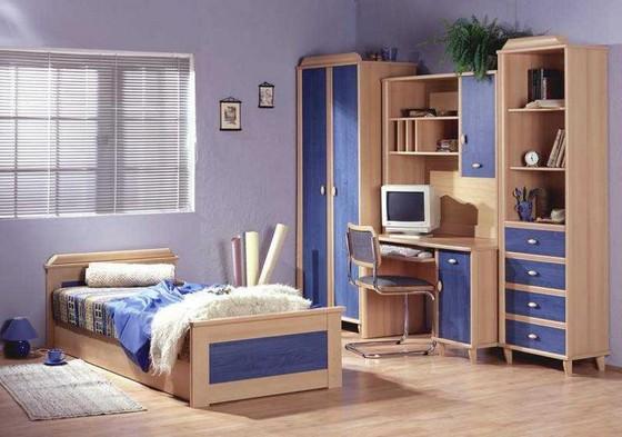 Оформление детской комнаты по фен-шуй