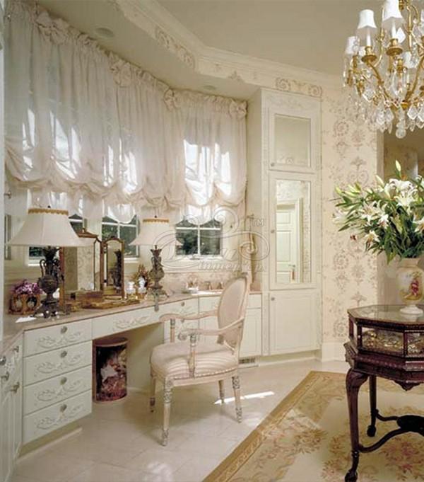шторы для кухни арка фото