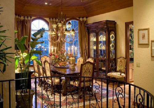 Современный готический стиль в интерьере дома