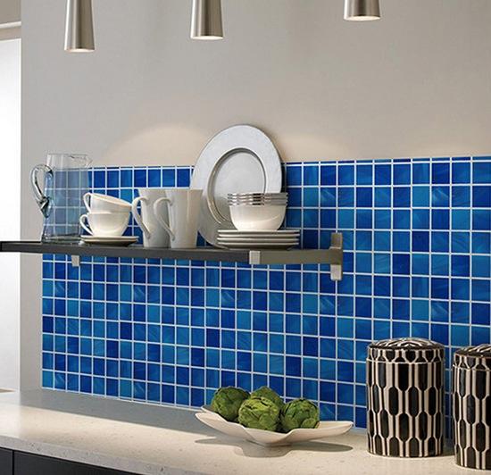 Мозайка самоклейка для кухни фото