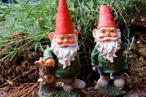 декоративные статуэтки для сада