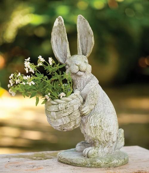 Красивые статуэтки в сад