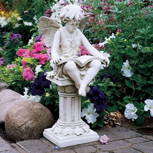 Садовые статуэтки фото