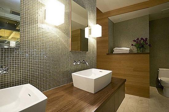 Светильники бра для зеркала в ванной