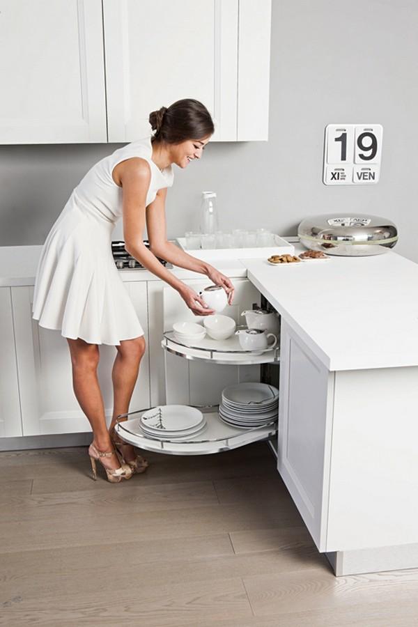 угловая мебель для кухни фото