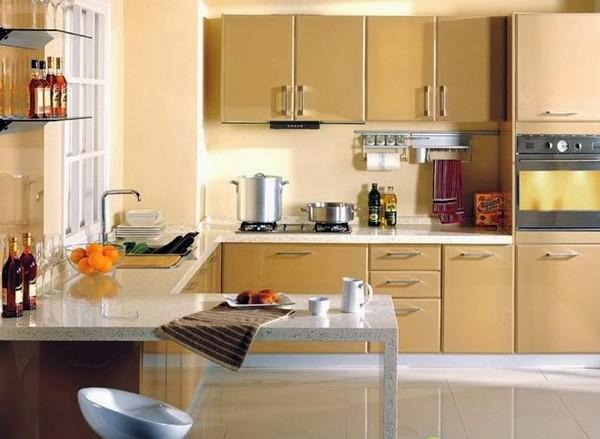 Барная стойка как элемент дизайна кухни