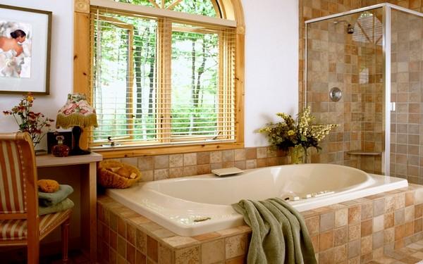 Благоприятный фен шуй для ванной комнаты фото