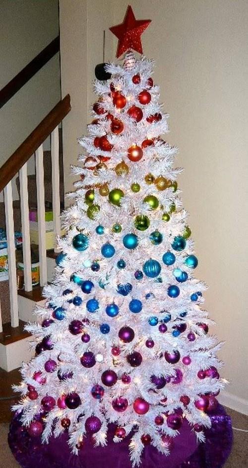 Как красиво украсить елку 2015