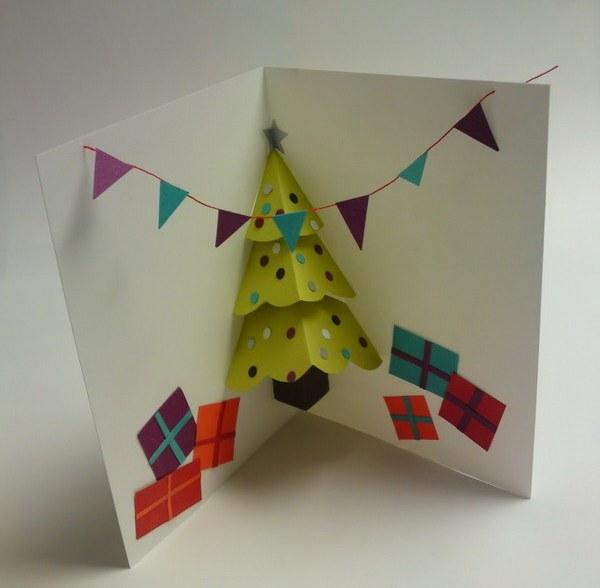 Идеи новогодних открыток
