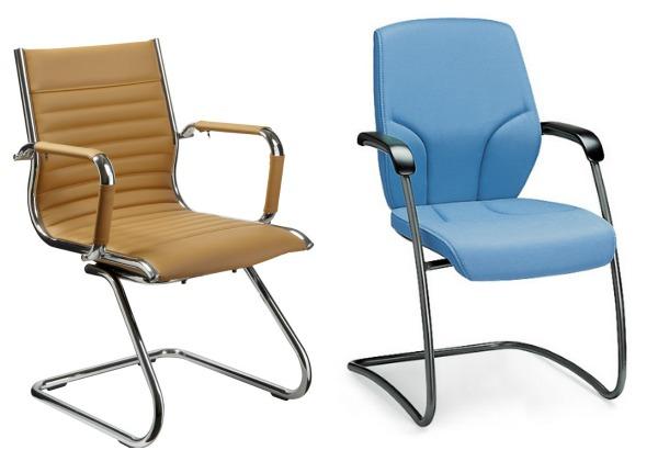 офисные кресла для посетителей