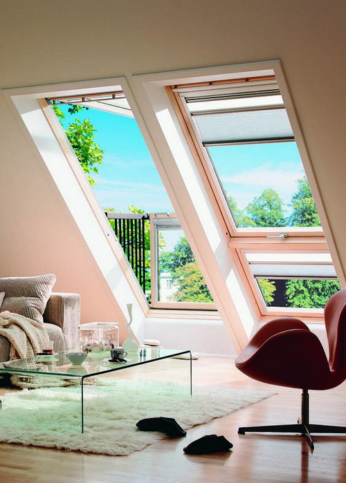Как сделать из окна балкон фото