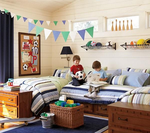 Комната для троих мальчиков