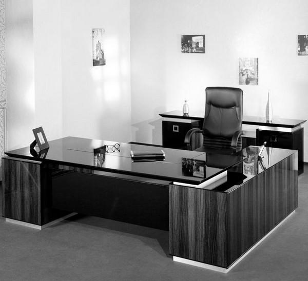 интерьер кабинета руководителя женщины фото