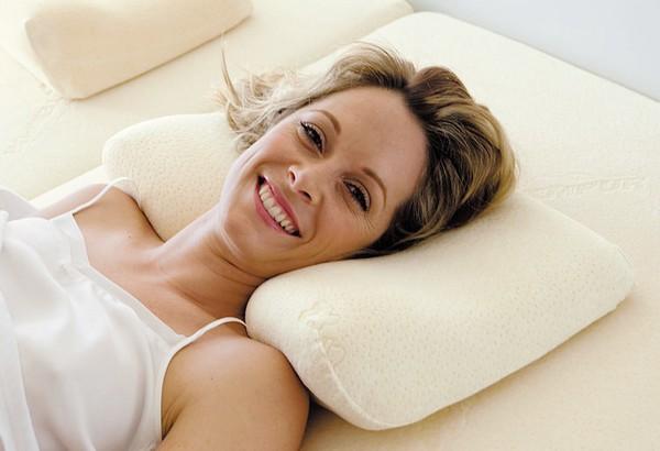 Ортопедические подушки как выбрать