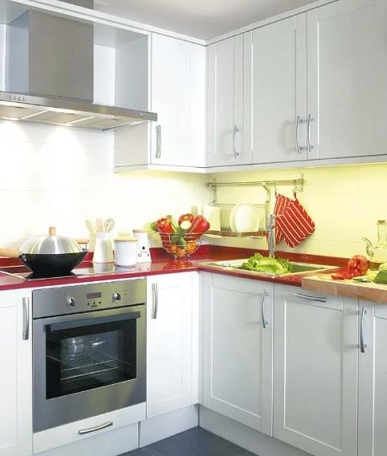 Малогабаритные кухни