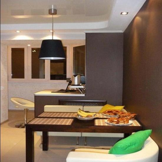 мебель для малогабаритной кухни фото