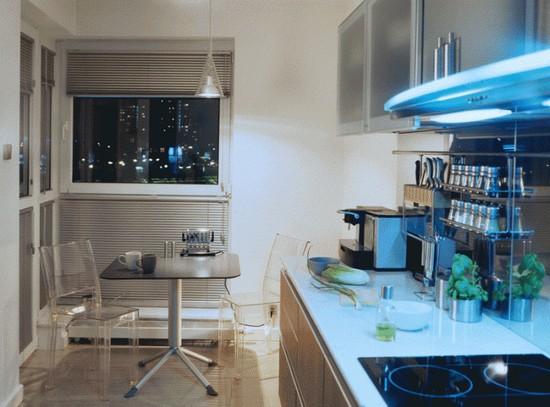 Идеи обустройства малогабаритной кухни