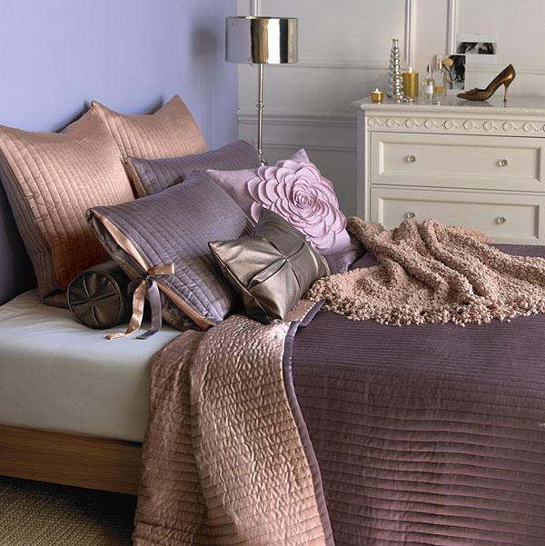 красивые покрывала на кровать фото