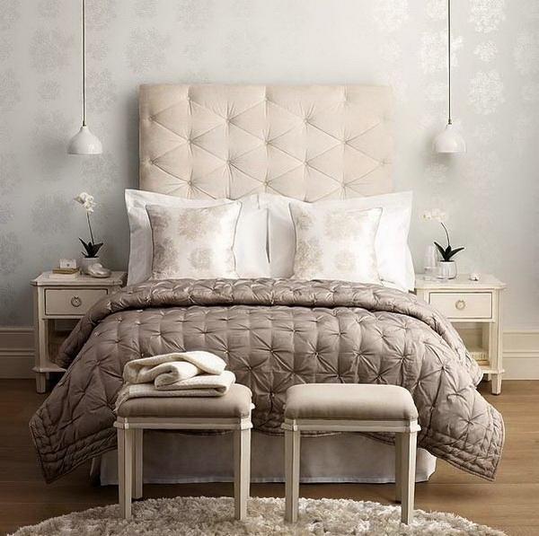 стеганые покрывала на кровать