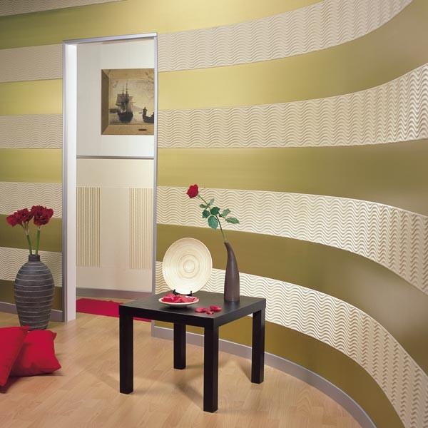 настенные панели для коридора