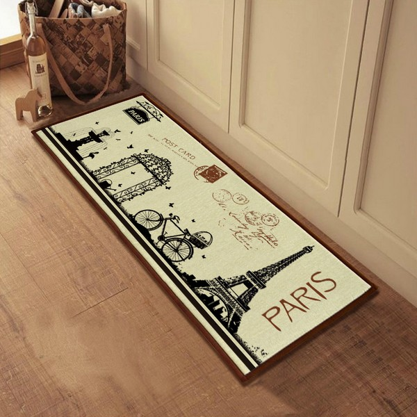 Придверный коврик для путешественников