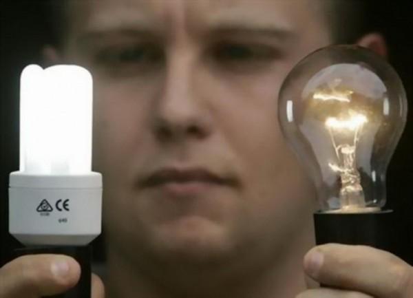 Энергосберегающие лампочки для экономии электроэнергии
