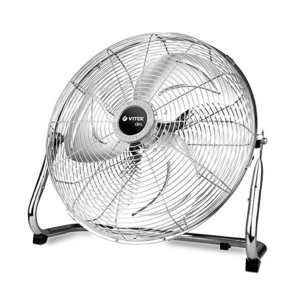 Маленький напольный вентилятор