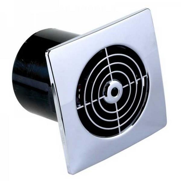 Вытяжка с вентилятором в ванную