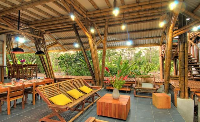 Гостиница Casa Atrevida на Коста-Рике