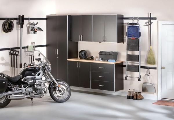 мебель для гаража и мастерской