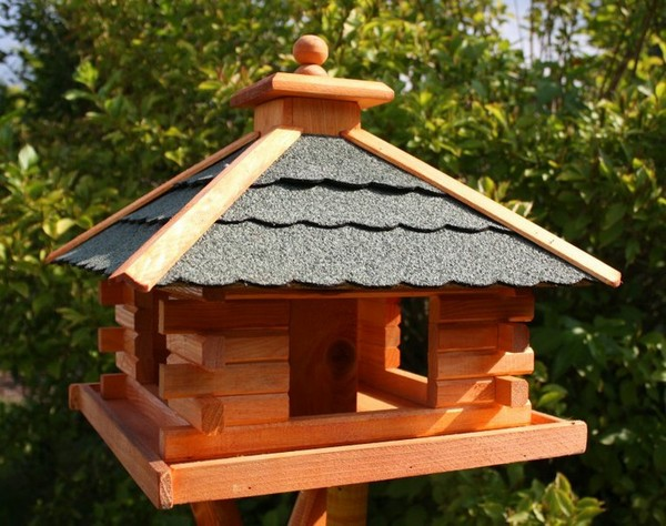 Красивые домики для птиц фото