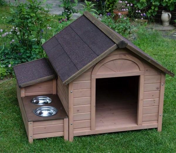 Готовая будка для собаки разборная фото