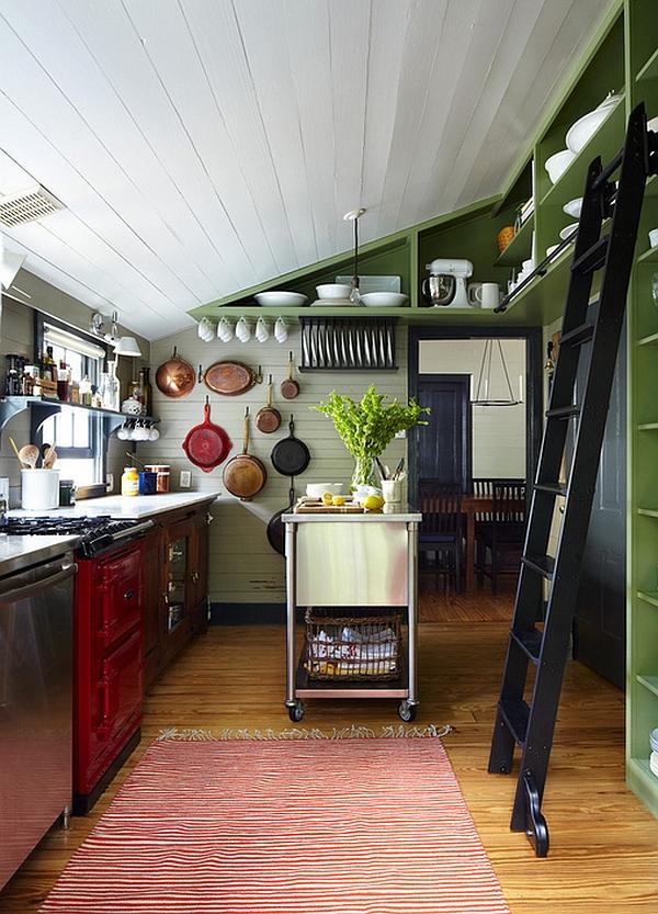 Островок на кухне фото